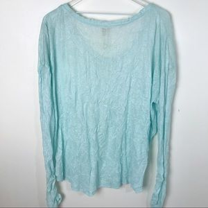 Free People Tops - Last Chance Sale! Free People Crinkle Top
